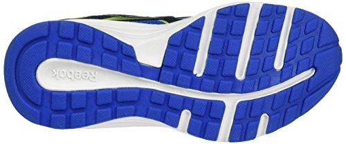 Reebok Jungen Bd4045 Trail Runnins Sneakers Mehrfarbig (Navy/ Blue/ kiwi)