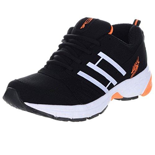 Lancer cuba-903blk-org-41 Sports Shoes
