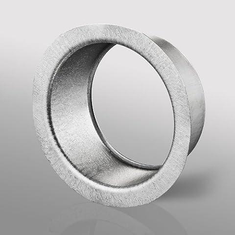 Blauberg UK 4 inch 100 mm Metal Ducting and Fittings