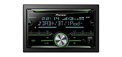 Pioneer FH-X840DAB Next Generation CD Tuner with Bluetooth, USB, DAB/DAB+ and Spotify
