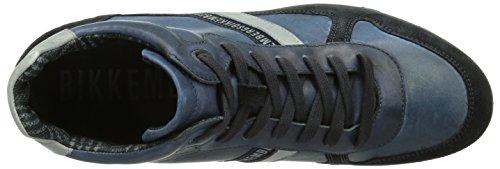 Bikkembergs 660270, Baskets hautes homme Bleu - Bleu