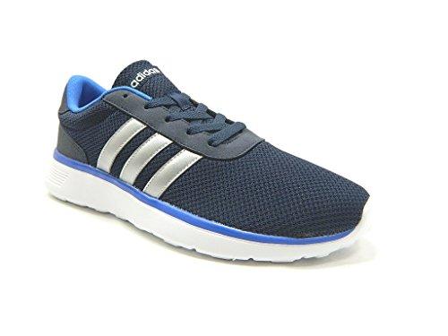 official photos 11f70 947fc ... best price baskets adidas neo lite racer homme bleu bleu maruni plamat  azul a6d3b b228f