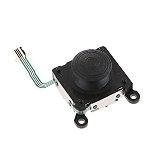 Ersatz 3D Joystick Analoger Rocker Stange Stick mit Kappe für Sony PS Vita PSV 2000