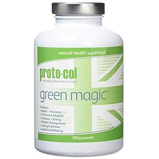 Proto-col Naturally Advanced Nutrition Green Magic Powder - 200G