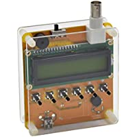 MR100 Digital Shortwave Pantalla LCD Pantalla Analizador de Antena Medidor Probador 1-60M para Radio