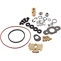 Homyl Turbocompresor Turbo Reparación Turbo Turbocharger Repair Kit Rebuild Kit para GT1749V VNT15 GT15