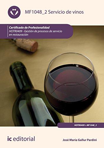 Servicio de vinos. HOTR0409 por José María Gallurt Pardini