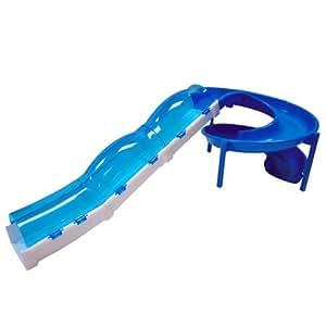 zhu zhu pets spiral slide ramp rampe toboggan et. Black Bedroom Furniture Sets. Home Design Ideas