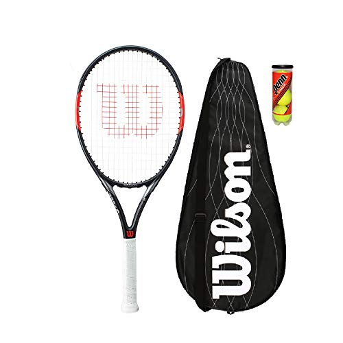 Wilson Federer Tour 105 - Raqueta de
