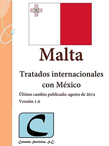 Malta - Tratados Internacionales con México