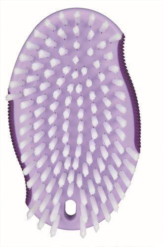 Trixie Kunststoffbürste für kleine Tiere, 10 x 6 cm