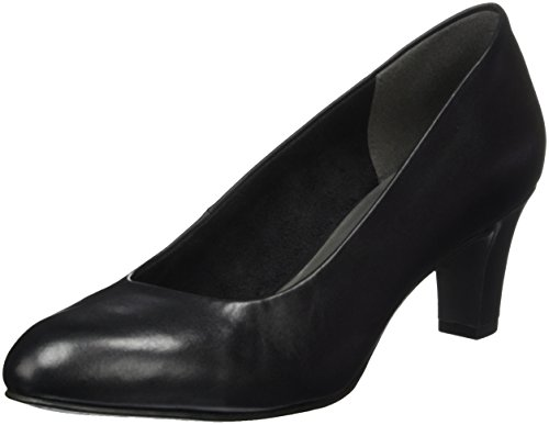 Tamaris Damen 22429 Pumps, Schwarz (Black Uni), 36 EU