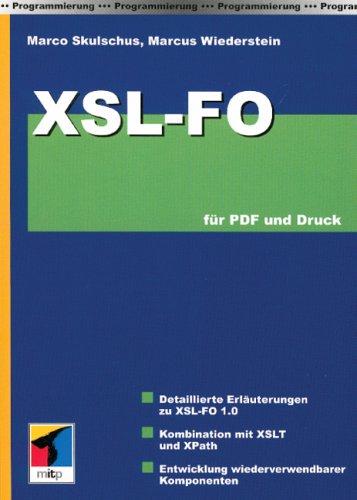XSL-FO für PDF und Druck