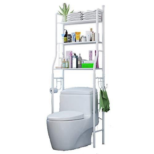 3-Regal Badezimmer-Rack, Spart üBer Die Toilette Rack-Badezimmer Eckstand-Speicher-Organisator-ZubehöR Badezimmer-Schrank Turm Shelf