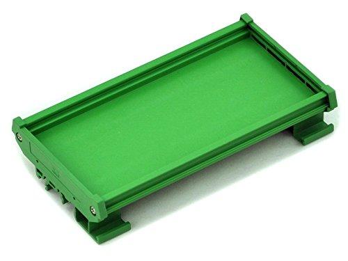 Electronics-Salon Tragschiene für 137,35 mm x 72 mm Leiterplatte, Gehäuse, Halterung. Din Rail Mount Bracket