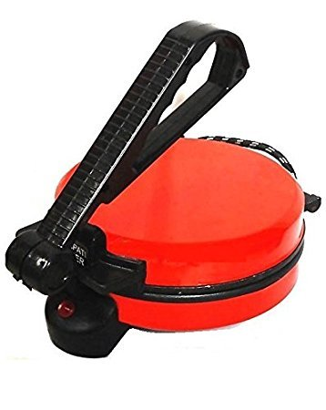 Gtc Best Home Eagle Non-Stick Red Roti Maker 900 Watts (Diameter 8 Inch)(6 Month Seller Warranty)