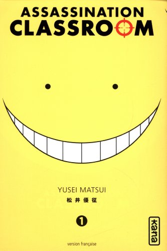 Assassination Classroom Edition simple Tome 1
