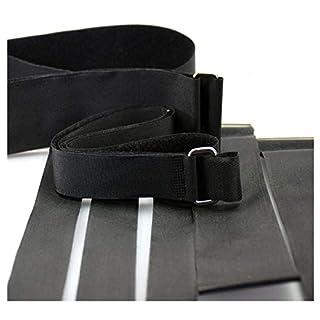 Alfatex® von Velcro® Marke Heavy Duty Metall Klettverschluss, Ring Schnalle