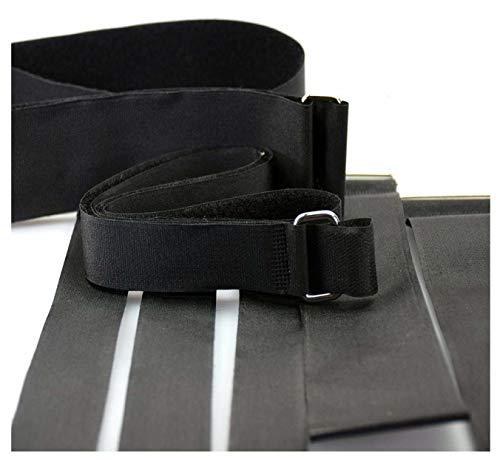 Alfatex® by Velcro® robuster Befestigungsgurt mit Metall-Schnalle, 3x 40cm, 1Stück -