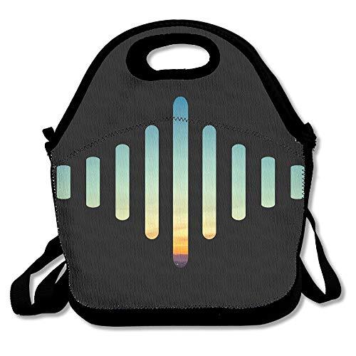 Halcyon SKY Night Lunch Bag Tote Handbag Lunchbox For School Work Outdoor -