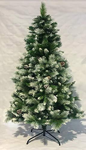 304ecbce80992 Árbol de Navidad artificial de pino MAXI-Relleno árboles C Soporte metálico  150-