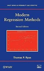 Modern Regression Methods by Thomas P. Ryan (2008-11-10)