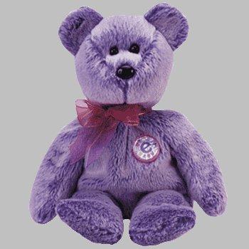 TY*BEANIE BABY*PERIWINKLE*TEDDY/BÄR*PLÜSCHTIER*ca. 23 cm (Baby Bär Beanie Ty)