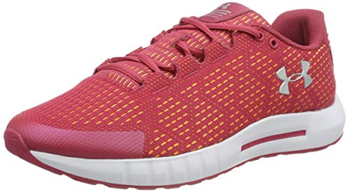 Under Armour Micro G Pursuit Se, Scarpe Running Donna, Rosa (Impulse Pink/White/Metallic Silver 600), 40 EU