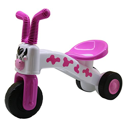1ac3a903a6b QWM-Baby child bicycles Balance Bicycle Tricycle Scooter Car Baby Walker Baby  1-3 Years Old Car Children's gift ( Color : Pink )