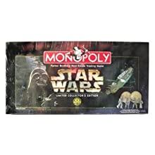 1997 Star Wars Monopoly Limited Collector's 20th Anniversary Edition