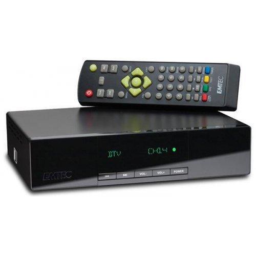 e8002f1a0 Emtec Movie Cube N160H - Sintonizador de TV digital DVB/reproductor digital  (grabadora)