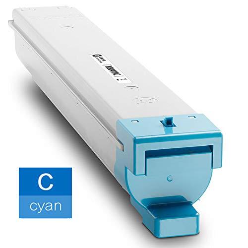 PGODYQ Original Supplies W9040MC W9041MC W9042MC W9043MC Farbtonerkartusche für HP Color Laser Jet ManagedMFP E77822z E77822dn E77825dn E77825z E77830dn E77830z Farbdrucker -