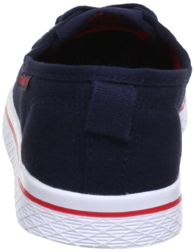 adidas Originals Honey Plimsole W, Low-top femme Bleu - Blau (LEGEND INK S10 / LEGEND INK S10 / VIVID RED S13)