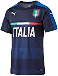 Puma Figc Training Jerse, Shirt Homme