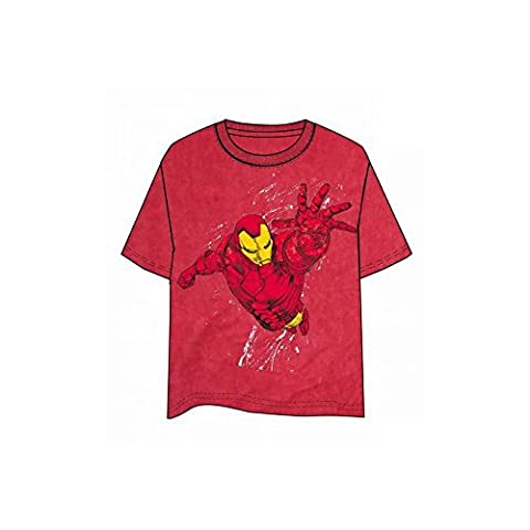 Iron Man T-shirt Costume - Comic Studio cce385l Iron Man Fly T-shirt