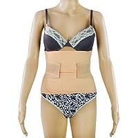 Postnatal Bauchgurt für einen flachen Bauch nach der Geburt - Atmungsaktiv - Größe L - Abdominal Elastische Bauchbandage preisvergleich bei billige-tabletten.eu