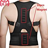 Ms.She Lumbar Support For Back Support Belt For Women And Men - B002 - Medium