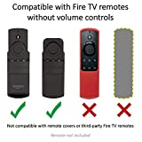 Innovelis TotalMount Holder for Remote Control of Amazon Fire TV, Fire TV-Stick and Echo Remotes (Remote not included)