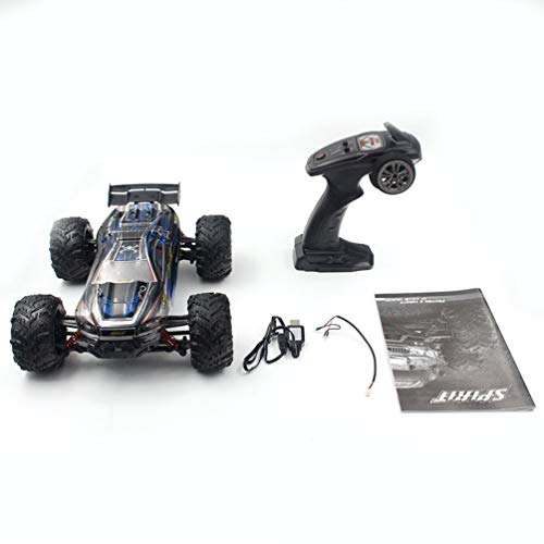 Rc Car 1:16 High Speed High Motors Drive Buggy Car Remote Control Cars Toys Blue