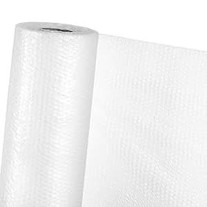6m² lame Protecteur d'écran isolant thermique à bulles pour serre avec protection UV 8mm grain en 1,2m x 5m
