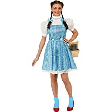 RubieS Official Dorothy de El Mago de Oz, Disfraz para Adulto - Talla M