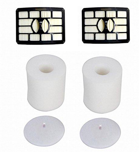 41KPLCXY61L - BEST BUY NO.1# Clode® 2xkit for NV500 NV501 NV505 NV552 HEPA Filter & Foam Filter Kit Reviews uk