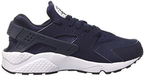 Nike Herren Air Huarache Turnschuhe Blau (Obsidian/obsidian/black/white)