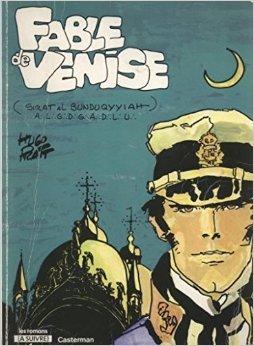 Corto Maltese : Fable de Venise de Hugo Pratt ( 1981 )