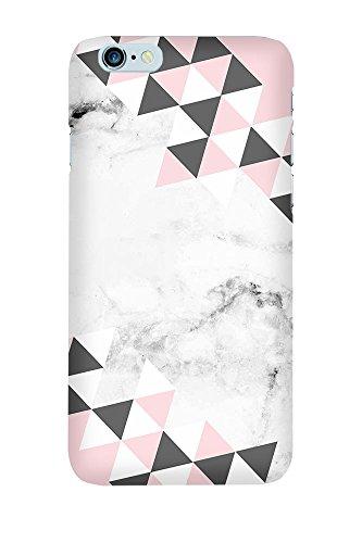 iPhone 4/4S Coque photo - marbre Motif