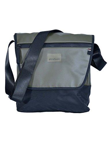 STRELLSON-Stockwell-MVF-Shoulderbag 603-Khaki 27x29x9