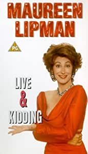 Maureen Lipman: Live & Kidding [VHS] [1996]