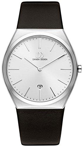 Danish Design Reloj Analógico para Hombre de Cuarzo con Correa en Cuero IQ12Q1236