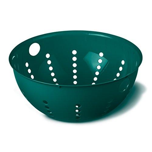 Koziol seihe Palsby L, Plastique, Emerald Vert, 28 x 28 x 13 cm, 3808649
