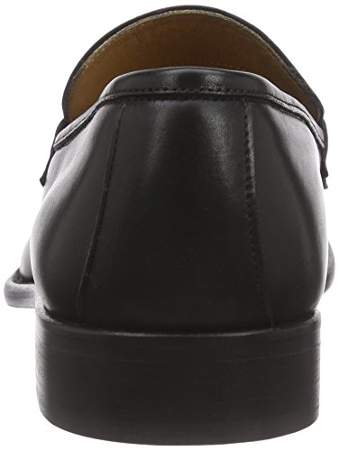 Florsheim RAVEL Herren Loafers Schwarz (Black Calf)